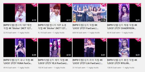 Fancam của nữ vũ công đẹp nhất show Mnet chiếm trọn spotlight giữa dàn idol, cả NCT lẫn ITZY đều không đọ lại - Ảnh 9.