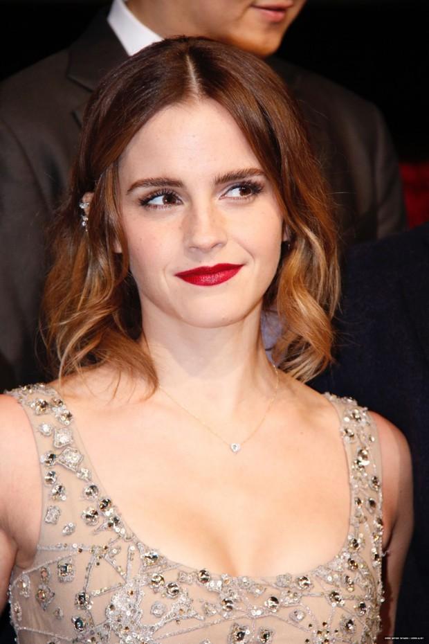 Năm 2017 Emma Watson có 1 thảm đỏ huyền thoại ở Trung Quốc: Đẹp nức nở tựa công chúa, đến mức ảnh chụp lướt mỗi năm đều gây bão MXH - Ảnh 8.