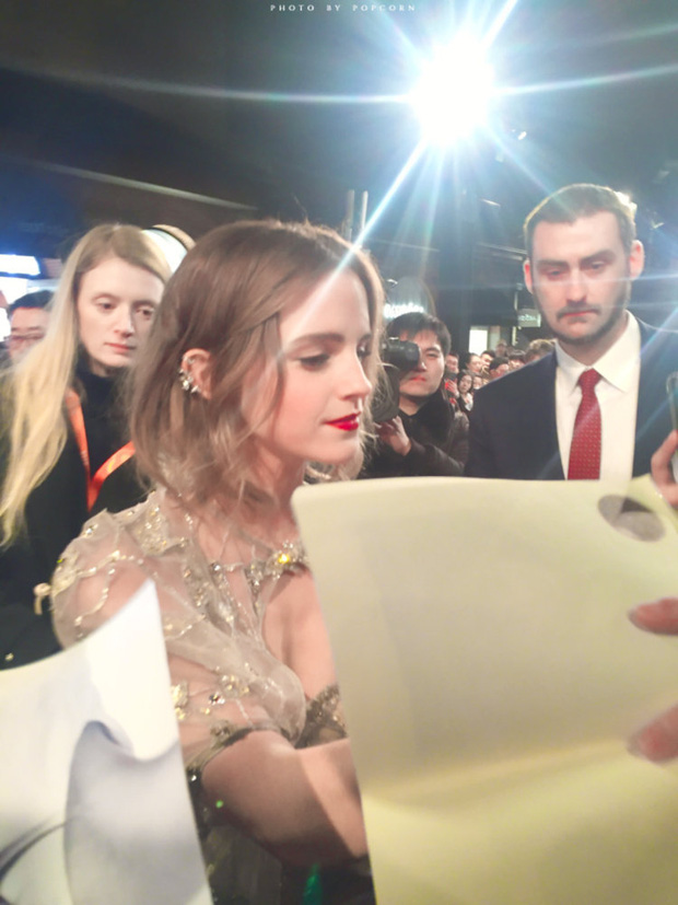 Năm 2017 Emma Watson có 1 thảm đỏ huyền thoại ở Trung Quốc: Đẹp nức nở tựa công chúa, đến mức ảnh chụp lướt mỗi năm đều gây bão MXH - Ảnh 13.