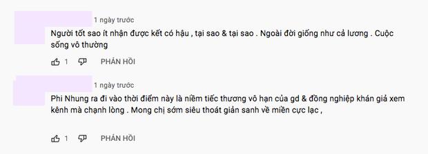 Khán giả khóc hết nước mắt với hình ảnh Phi Nhung nằm trên giường bệnh trong MV: Cuộc sống quá vô thường - Ảnh 4.