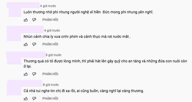 Khán giả khóc hết nước mắt với hình ảnh Phi Nhung nằm trên giường bệnh trong MV: Cuộc sống quá vô thường - Ảnh 5.