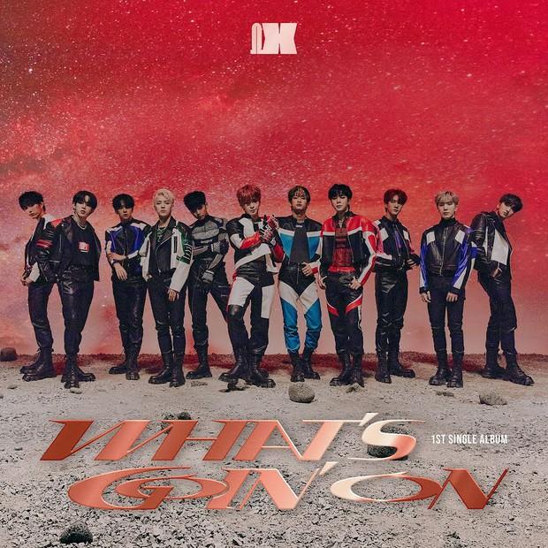 Lượt tẩu tán album Kpop tháng 9: ITZY bị chê đủ kiểu vẫn lọt top đầu, Lisa (BLACKPINK) ngậm ngùi đứng sau 1 cái tên - Ảnh 2.