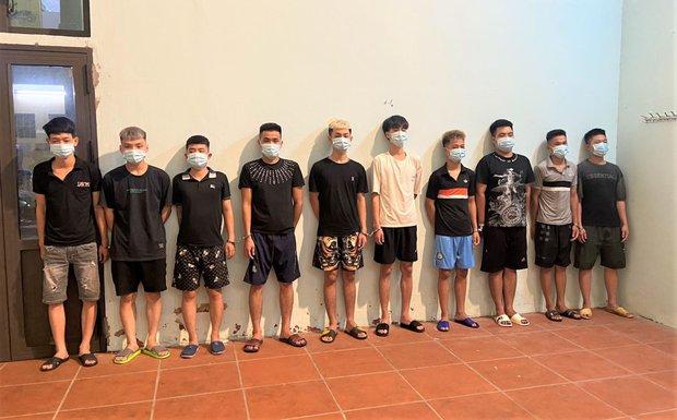 Bắc Ninh: Hẹn giải quyết mâu thuẫn, nhóm thanh niên sát hại luôn đối phương - Ảnh 1.