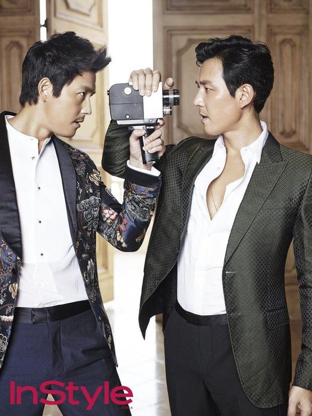 Tài tử Lee Jung Jae (Squid Game) vừa lập Instagram, netizen đã soi ngay ra hint ẩn ý tình tứ với nhân vật đặc biệt này - Ảnh 4.