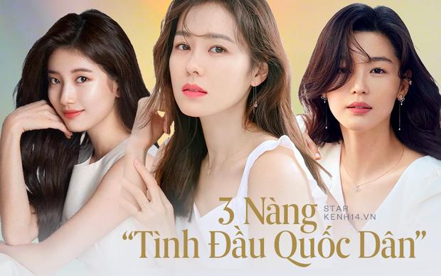 """Thế nào là """"tình đầu quốc dân""""? Đây là những khoảnh khắc kinh diễm giúp dàn nữ thần Hàn có được danh hiệu này - Ảnh 2."""