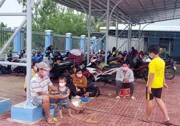 Các tỉnh miền Tây kiến nghị tạm ngưng cho người dân về quê - Ảnh 8.