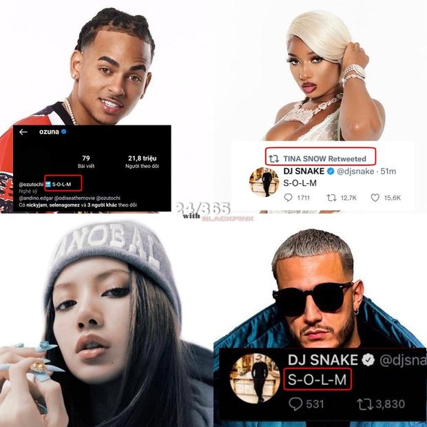 Fan BLACKPINK ăn trọn cú lừa: Lisa sang Pháp không phải dự show thời trang mà đi quay MV với DJ Snake? - Ảnh 8.
