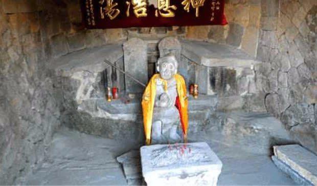 """Lăng mộ cổ huyền bí khắc tên """"Tề Thiên Đại Thánh"""", chôn cùng gậy Như Ý làm Trung Quốc sửng sốt: Bên dưới rốt cuộc là ai? - Ảnh 3."""