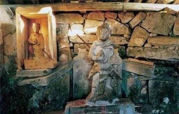 """Lăng mộ cổ huyền bí khắc tên """"Tề Thiên Đại Thánh"""", chôn cùng gậy Như Ý làm Trung Quốc sửng sốt: Bên dưới rốt cuộc là ai? - Ảnh 5."""
