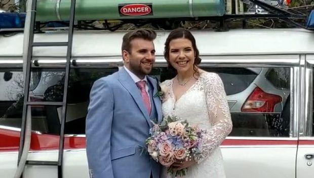Được bạn trai cầu hôn nhưng tự ti vì nặng 170kg, cô gái nỗ lực giảm cân rồi khiến ai nấy choáng váng trong ngày cưới - Ảnh 3.