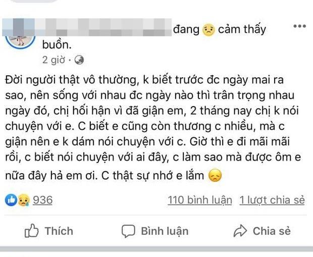 Người thân bàng hoàng, xót thương cô gái trẻ tử vong khi đi cùng xe với nhóm YouTuber Nam Ok trong vụ tai nạn thảm khốc - Ảnh 2.