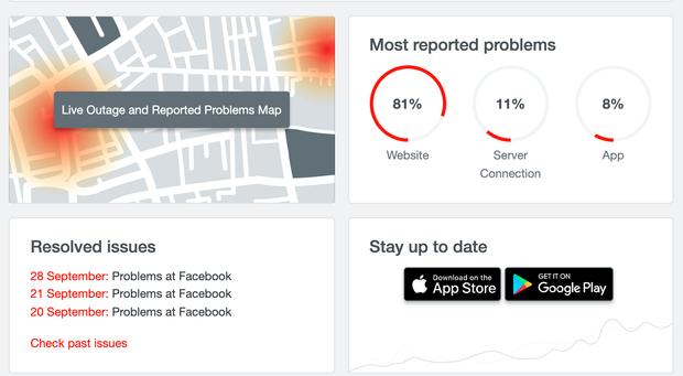 Nóng: Facebook, Instagram, Messenger gặp lỗi nghiêm trọng, đứng hình trên diện rộng! - Ảnh 6.