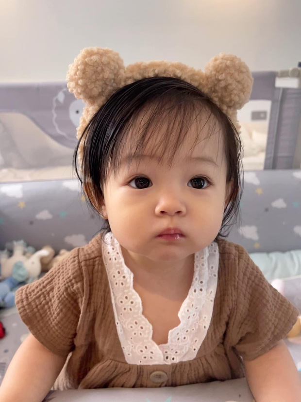 Ngắm vitamin dễ thương tối đầu tuần của 2 mẹ bỉm hào môn Đông Nhi và Đàm Thu Trang: Các mẹ ơi, mau đẻ ngay 1 tiểu công chúa! - Ảnh 9.
