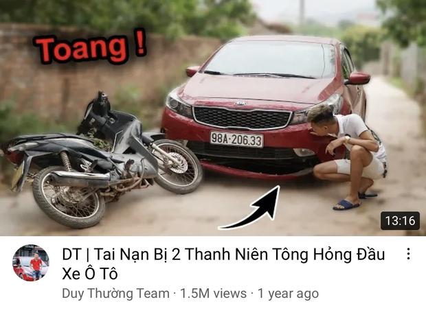 YouTuber Nam Ok và team từng làm nhiều video về tai nạn giao thông, dân mạng xót xa trước sự trùng hợp thương tâm - Ảnh 2.