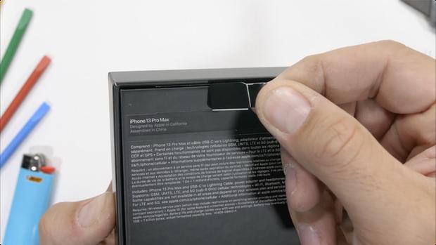 Kiểm chứng độ bền iPhone 13 Pro Max: Những điều mà Apple không nói với người dùng? - Ảnh 1.