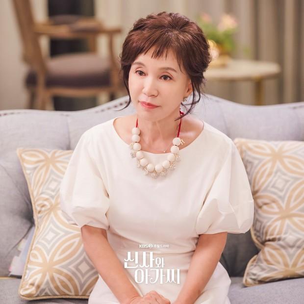 Ngất lịm với nhan sắc ngày trẻ của tình đầu quốc dân đời đầu phim Hàn: Cỡ nào mà Son Ye Jin cũng không có cửa đọ lại? - Ảnh 8.
