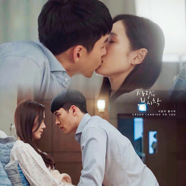 Cảnh Son Ye Jin che miệng cấm Hyun Bin hôn bị đào lại, nhìn đại úy lườm chị đẹp đến cháy mặt mà rụng tim - Ảnh 2.
