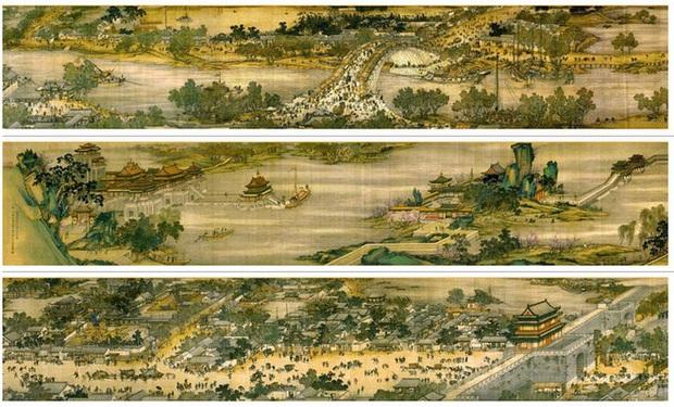 Phóng to 100 lần bức tranh cổ, một chi tiết ngại ngùng khiến cư dân mạng phải thốt lên: Thật không biết xấu hổ!  - Ảnh 1.