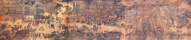 Phóng to 100 lần bức tranh cổ, một chi tiết ngại ngùng khiến cư dân mạng phải thốt lên: Thật không biết xấu hổ!  - Ảnh 2.