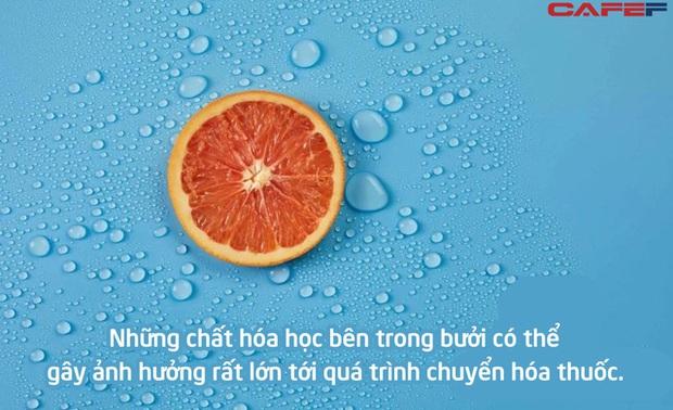 Tuyệt đối không nên ăn loại quả này, dù chỉ 1 miếng sau khi uống thuốc: Vitamin chẳng thấy đâu, còn rước thêm rủi ro nguy hiểm - Ảnh 1.