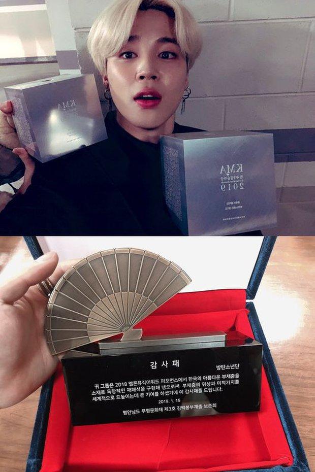 Jimin chinh phục cả giới phóng viên, ai cũng đều công nhận thành viên BTS chính là ông hoàng Intro của Kpop! - Ảnh 16.