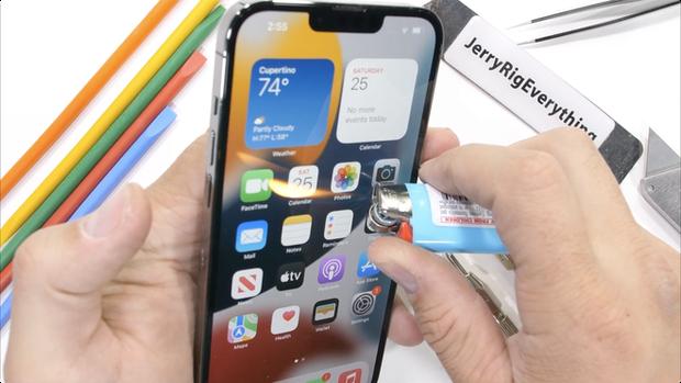 Kiểm chứng độ bền iPhone 13 Pro Max: Những điều mà Apple không nói với người dùng? - Ảnh 6.