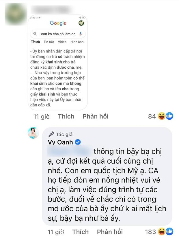 Vy Oanh khẳng định con mình có quốc tịch Mỹ, đang làm đúng trình tự các bước khởi kiện nữ CEO Đại Nam - Ảnh 2.