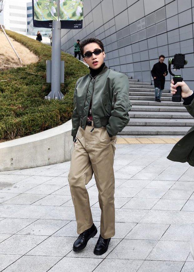 Sao Việt đã từng tỏa sáng thế nào ở Seoul Fashion Week các năm? - Ảnh 11.