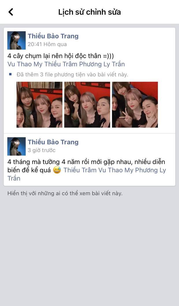Vừa thông báo nhập hội chị em độc thân, Thiều Bảo Trang bất ngờ quay xe: Chuyện gì đây? - Ảnh 3.