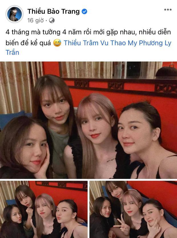 Vừa thông báo nhập hội chị em độc thân, Thiều Bảo Trang bất ngờ quay xe: Chuyện gì đây? - Ảnh 2.