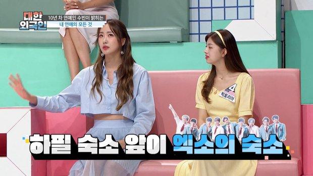 Idol 10 năm tuổi nghề kể lí do không dính scandal hẹn hò, netizen bất ngờ vì câu trả lời may mắn nhờ EXO độ - Ảnh 2.