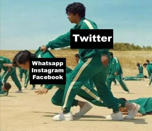 Đêm nay, Twitter soán ngôi Facebook trở thành ông vua mạng xã hội kèm kho ảnh đá xoáy khổng lồ - Ảnh 2.