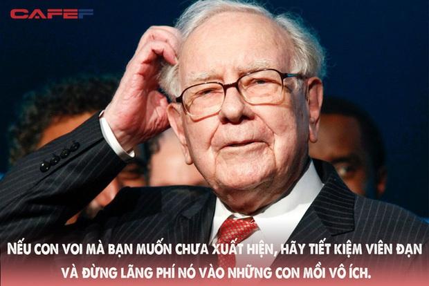photo 1 16333996127011200726422 - 3 châm ngôn của tỷ phú Warren Buffett