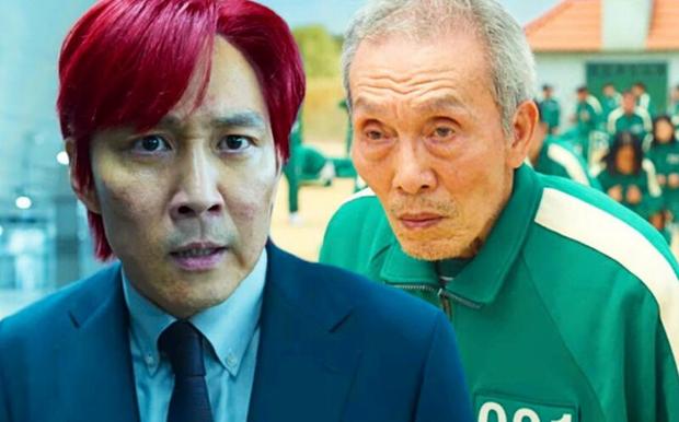 Bí mật đằng sau mái tóc đỏ trong Squid Game đã được hé lộ, thực sự khác xa suy đoán của netizen - Ảnh 3.