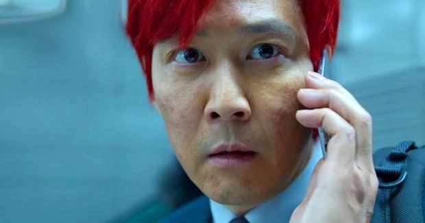 Bí mật đằng sau mái tóc đỏ trong Squid Game đã được hé lộ, thực sự khác xa suy đoán của netizen - Ảnh 5.