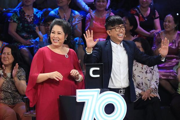 Trước khi bị anti fan đòi cấm sóng, NS Hồng Vân đã tham gia gameshow truyền hình nào? - Ảnh 5.