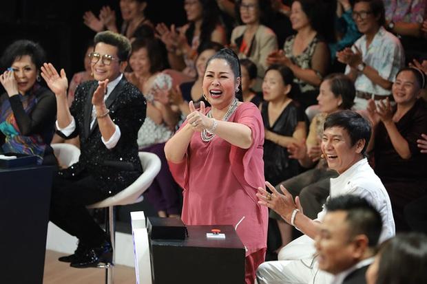 Trước khi bị anti fan đòi cấm sóng, NS Hồng Vân đã tham gia gameshow truyền hình nào? - Ảnh 4.
