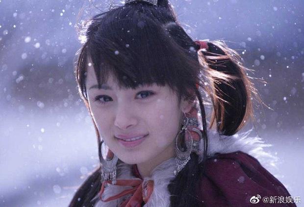Dương Mịch năm 19 tuổi đẹp tới mức nào? Visual thuở chưa dao kéo đẹp kinh diễm, lịm tim với khoảnh khắc đóng Vương Chiêu Quân - Ảnh 8.