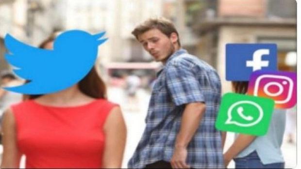Đêm nay, Twitter soán ngôi Facebook trở thành ông vua mạng xã hội kèm kho ảnh đá xoáy khổng lồ - Ảnh 8.