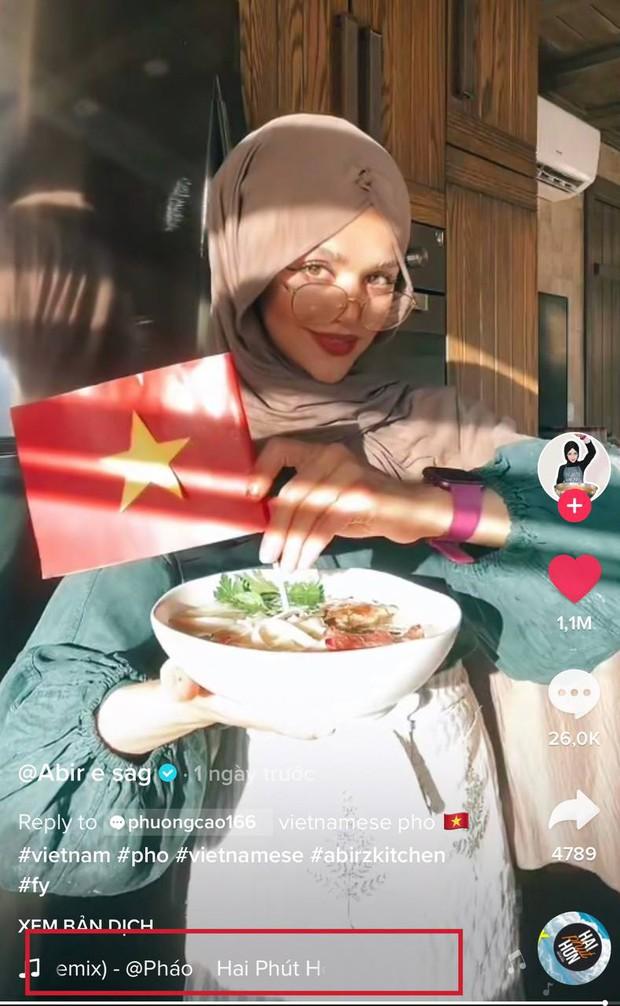 Vnet ngỡ ngàng khi xem TikToker người Lebanon nấu phở, còn dùng bài hát trendy của Việt Nam làm nhạc nền rất có tâm - Ảnh 7.