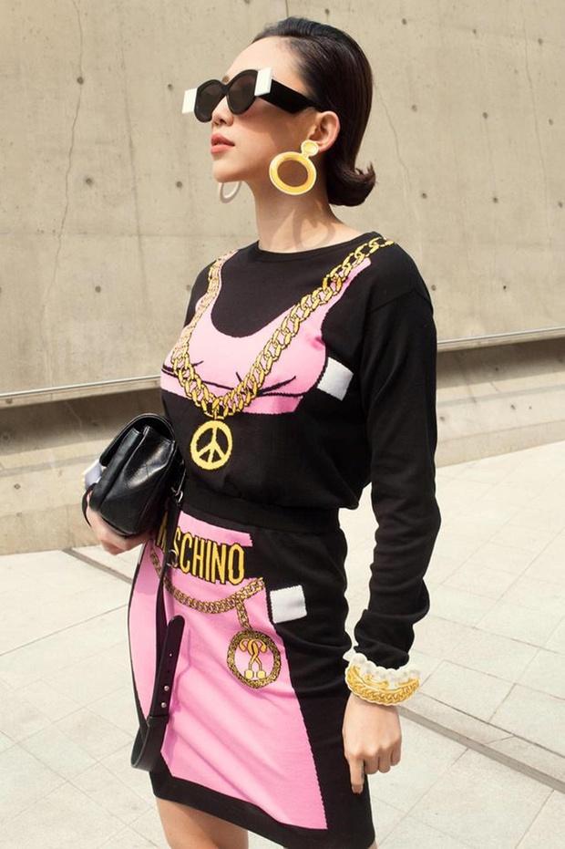 Sao Việt đã từng tỏa sáng thế nào ở Seoul Fashion Week các năm? - Ảnh 5.
