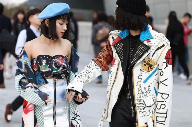 Sao Việt đã từng tỏa sáng thế nào ở Seoul Fashion Week các năm? - Ảnh 2.