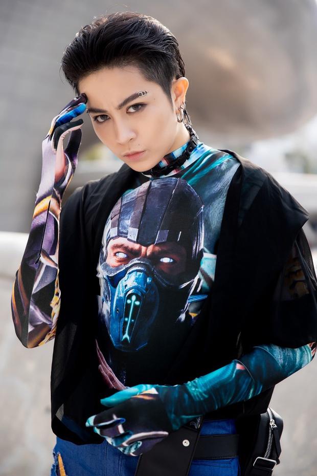Sao Việt đã từng tỏa sáng thế nào ở Seoul Fashion Week các năm? - Ảnh 8.