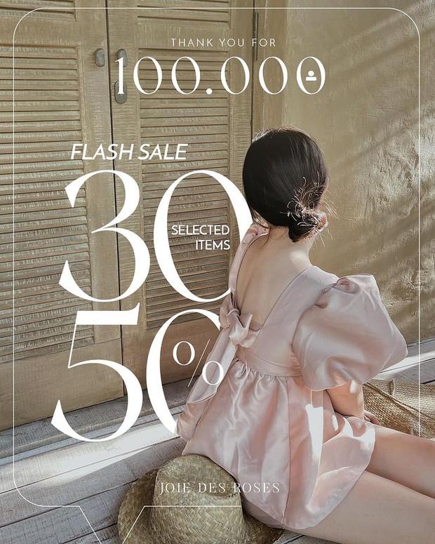 HOT: 4 local brand chuyên style dịu dàng đang sale tới hơn 50%, toàn đồ xinh yêu diện lên vừa nữ tính vừa sang chảnh - Ảnh 5.
