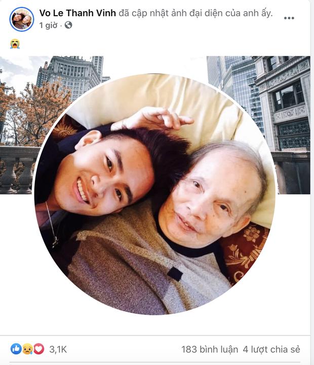 Dương Triệu Vũ đại diện thông báo tang sự cho cha, con trai ruột NS Hoài Linh có động thái khi hay tin ông nội qua đời - Ảnh 2.