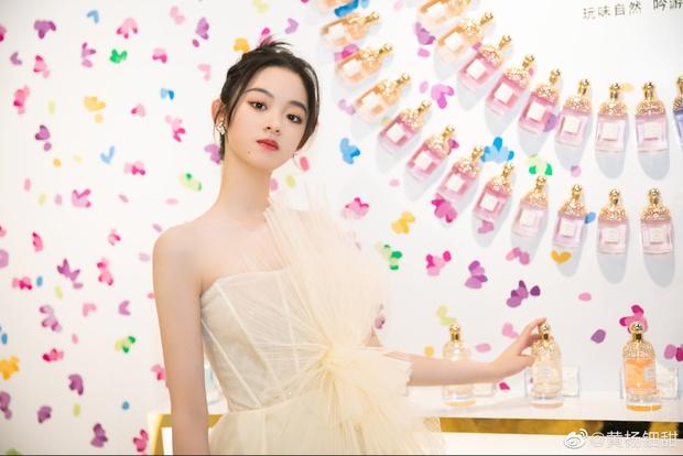 Weibo sốt xình xịch với visual tiểu mỹ nhân đóng cùng Triệu Lệ Dĩnh, mới 14 tuổi nhưng nhan sắc đã đẹp tựa tiên tử - Ảnh 17.