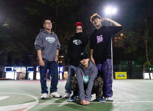 Loạt rapper sau khi bị chỉ trích: Rhymastic giải thích và xin rút kinh nghiệm, Bình Gold nhận sai, nhóm rapper đến Chùa sám hối - Ảnh 21.