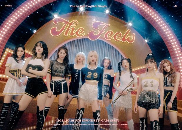 The Feels - Công thức thành công từ Dynamite của BTS có đem ánh hào quang trở lại cho TWICE? - Ảnh 7.