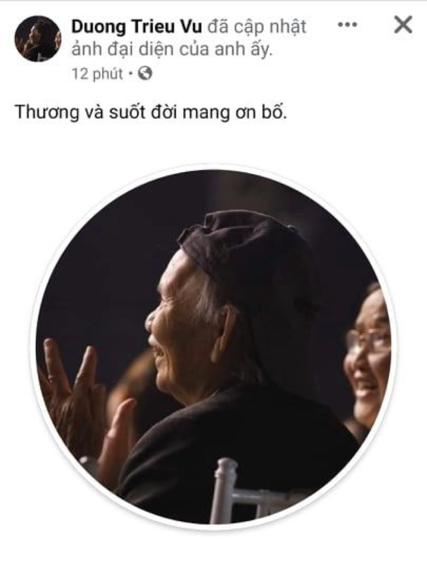 Dương Triệu Vũ đại diện thông báo tang sự cho cha, con trai ruột NS Hoài Linh có động thái khi hay tin ông nội qua đời - Ảnh 5.