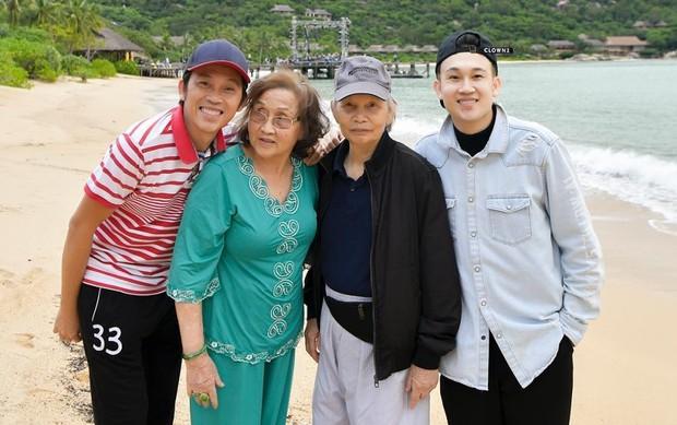 Dương Triệu Vũ đại diện thông báo tang sự cho cha, con trai ruột NS Hoài Linh có động thái khi hay tin ông nội qua đời - Ảnh 9.